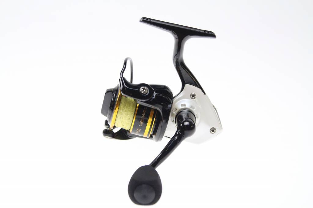 Trout spinning reels with front drag