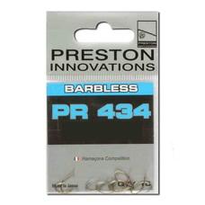 Preston PR 434 barbless hook   10 pcs   hooks
