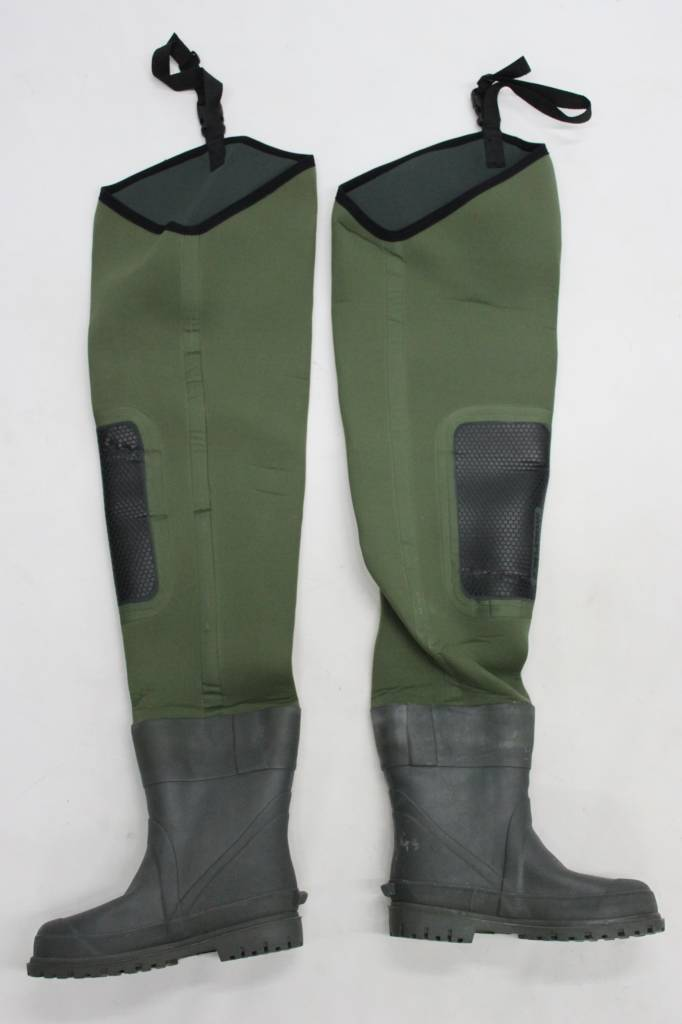 New & used fishing chest & hip waders