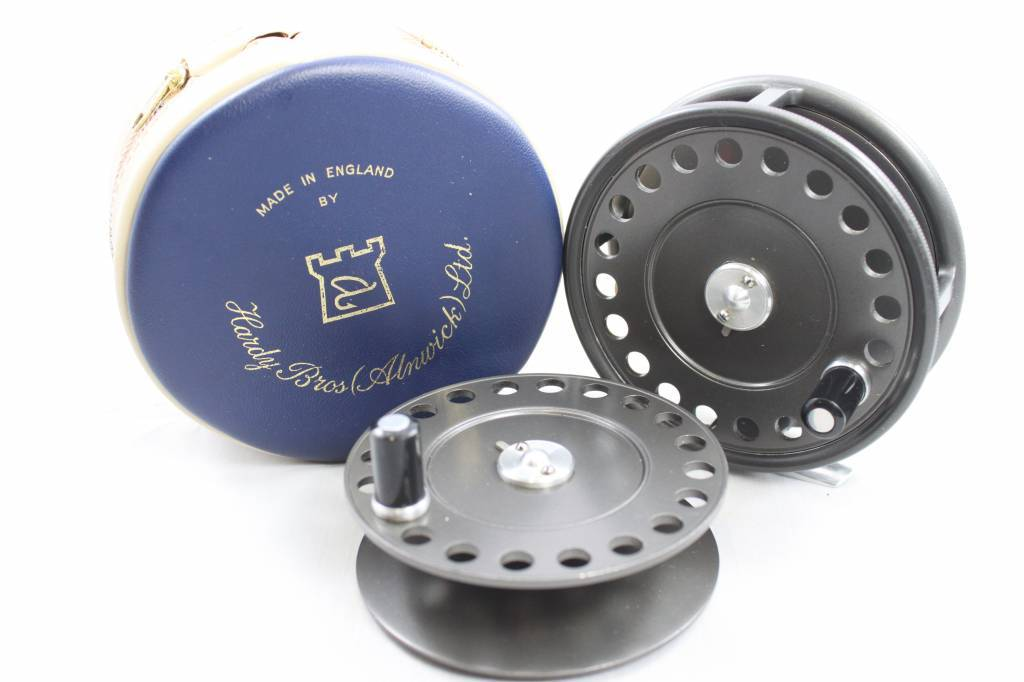 Classic & vintage fly reels
