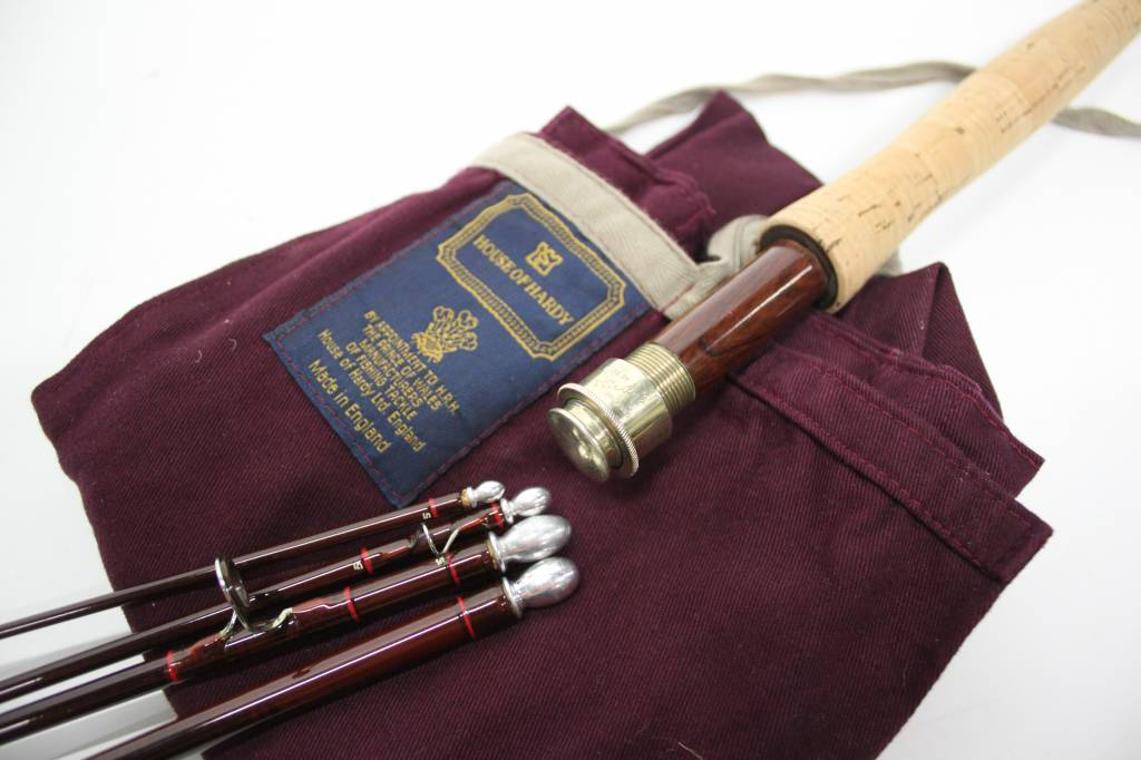 Classic & vintage fishing rods