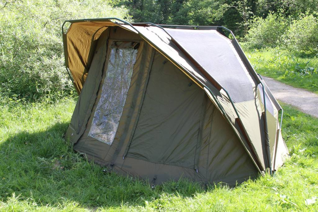 New & used carp bivvy's, brolly's & accessories