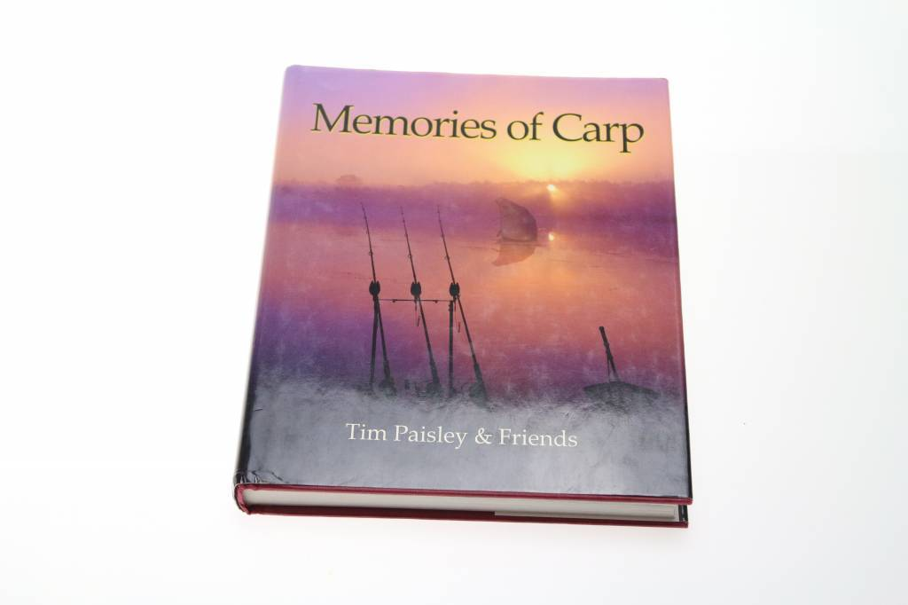 New & used carp books