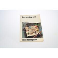 Hengelsport - Wenk hobbygidsen - K. J. Vrijling   boek