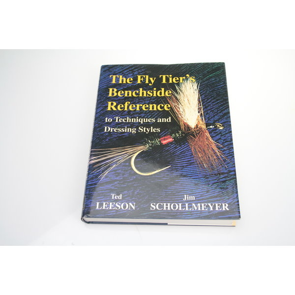 Books about fly fishing & fly tying