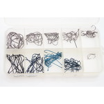 Balzer tacklebox filled with tying hooks | 100 pcs