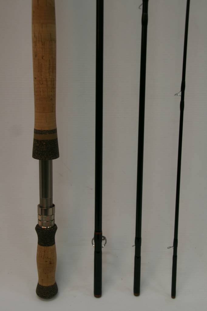 New & second hand fly rods