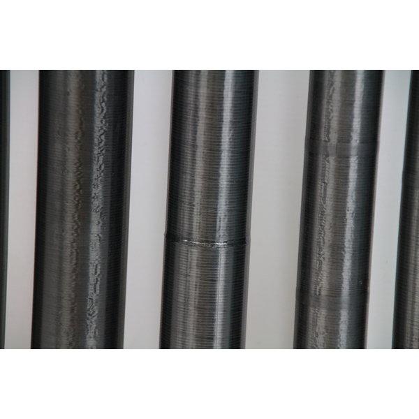 Shimano carp cruncher 13M super strong + extension part | vaste hengel + topset