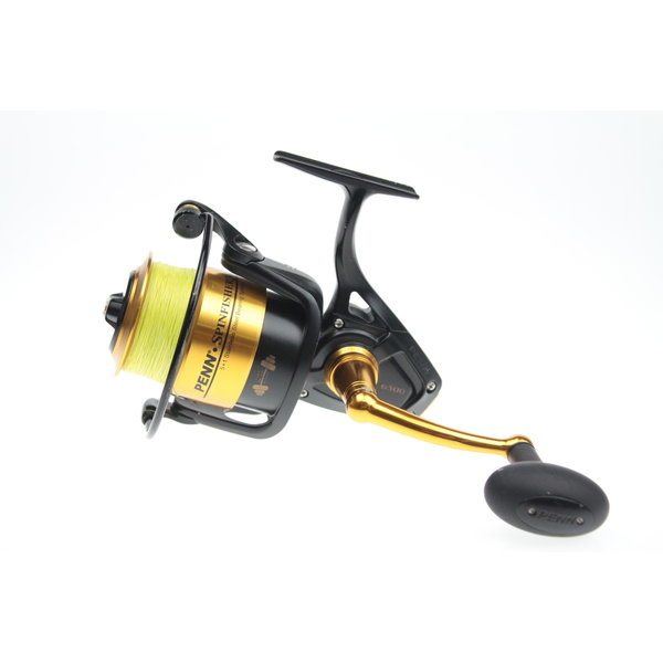 Catfish spinning reels