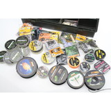 Tackleboxes, rig tackle & lead