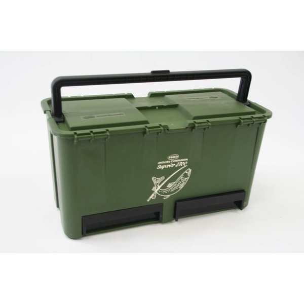New & second hand tackleboxes & bags