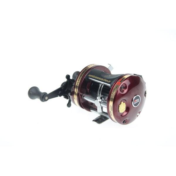 Nieuwe & gebruikte baitcaster reels