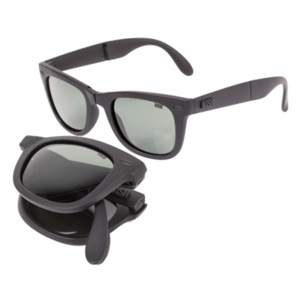 Nash foldable sunglasses polarized | grey lens