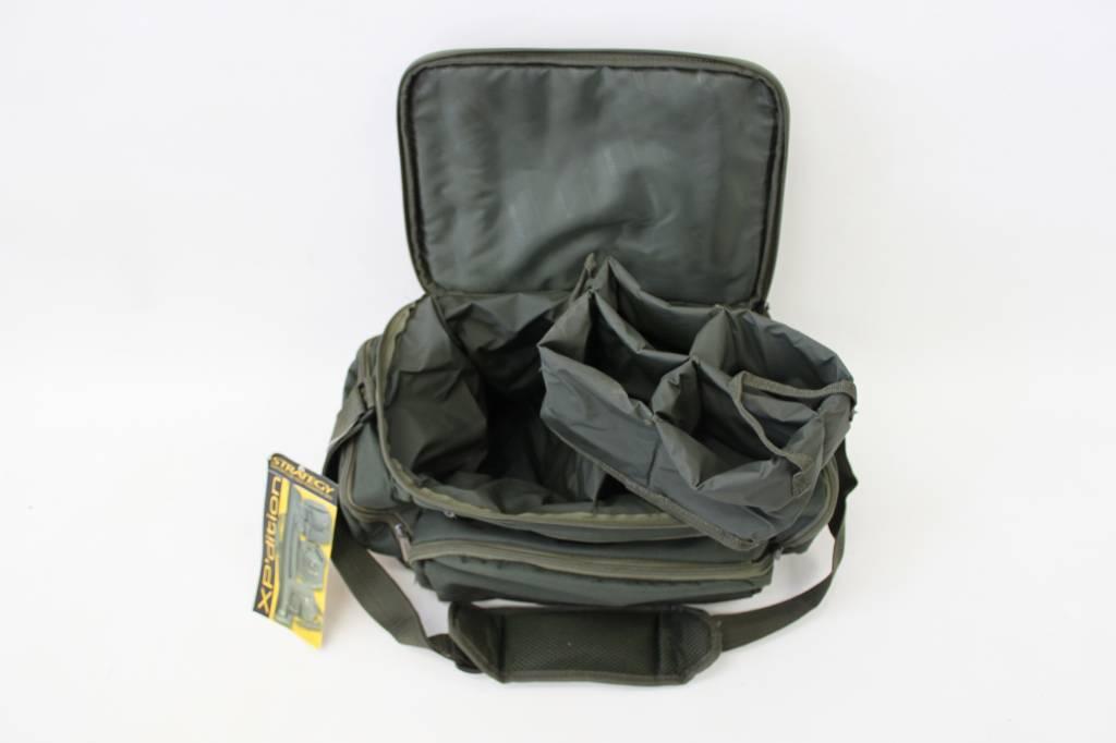 Nieuwe & tweedehands bait & boilie bag's voor het karpervissen