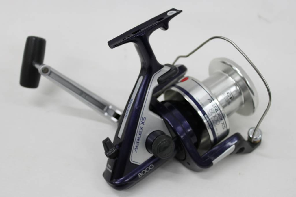New & used big pit & surf reels
