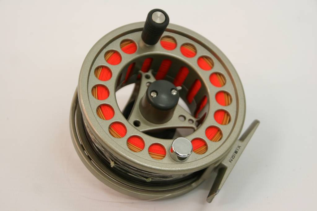 New & used fly reels