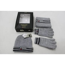 Eiger gift set with gloves, scarf and cap size L-XL