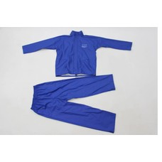 Ron Thompson pro flexi soft rain suit 2 delig blauw | regenpak
