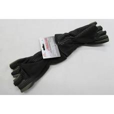 Sundridge fleece open handschoenen | large