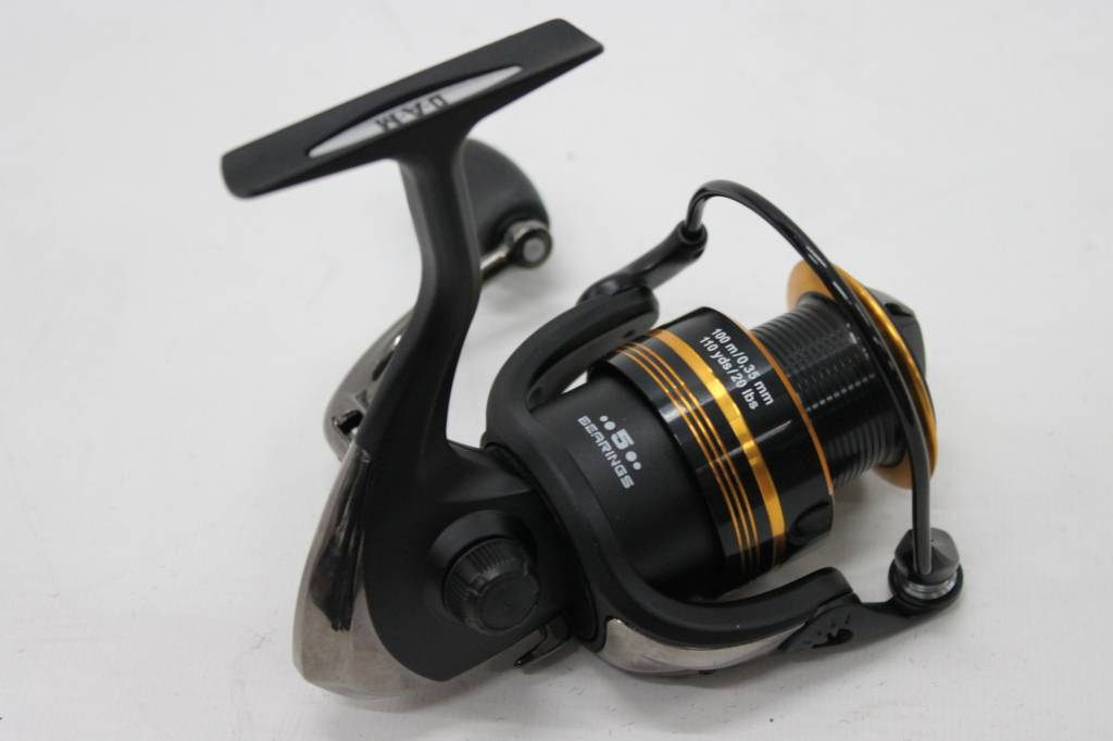 Spinning reels for predator fishing