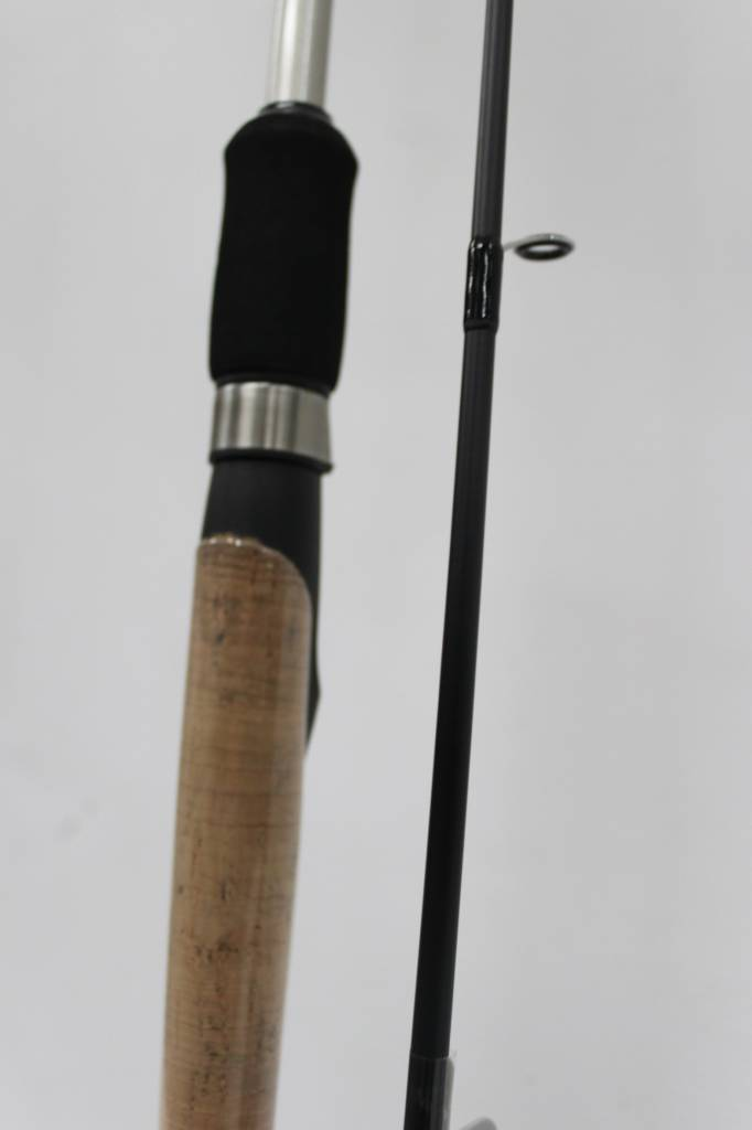 New & second hand spinning and casting rods