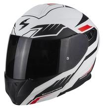 Scorpion EXO-920 SHUTTLE White Black Red