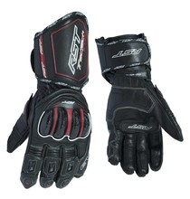 RST RST Tractech Evo CE Gloves Leather Summer Black Si