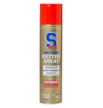 S100 S100 DRY LUBE KETTINGSPRAY 400ML