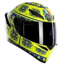 AGV AGV K1 WINTER TEST 2015
