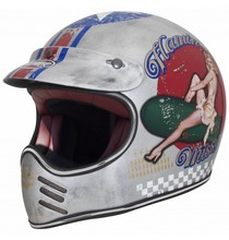 Premier TROPHY MX HELM PIN UP OLD STYLE outlet