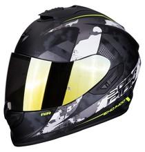 Scorpion EXO-1400 AIR SYLEX Matt Black-Blue XS