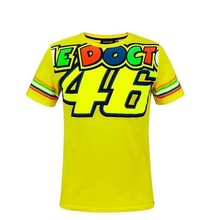 VR46 VR46 THE DOCTOR 46 T-SHIRT