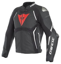 Dainese TUONO D-AIR PERF. LEATHER JACKET