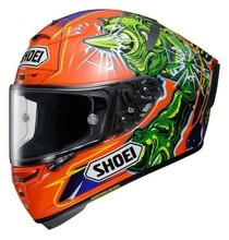 Shoei SHOEI X-SPIRIT 3 POWER-RUSH TC-8