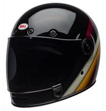 Bell BELL Bullitt DLX Helmet Burnout Gloss Black/White/