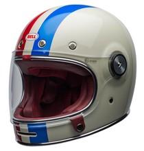 Bell BELL Bullitt DLX Helmet Command Gloss Vintage Whit