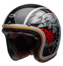 Bell BELL Custom 500 Carbon Helmet Osprey Gloss Black/Y