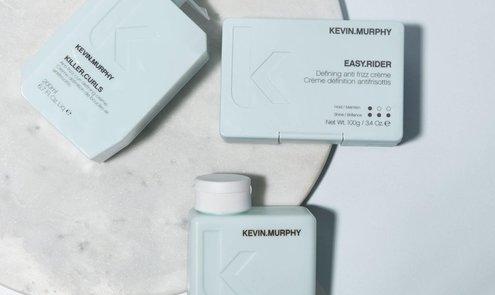 In de kijker: de krullenproducten van Kevin Murphy