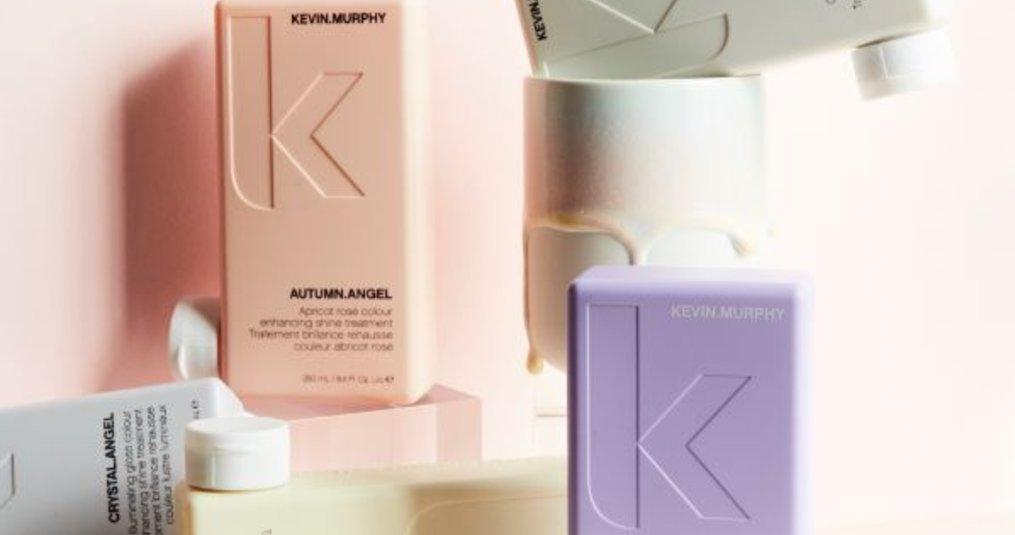 Nieuw: Colouring Angels van Kevin Murphy