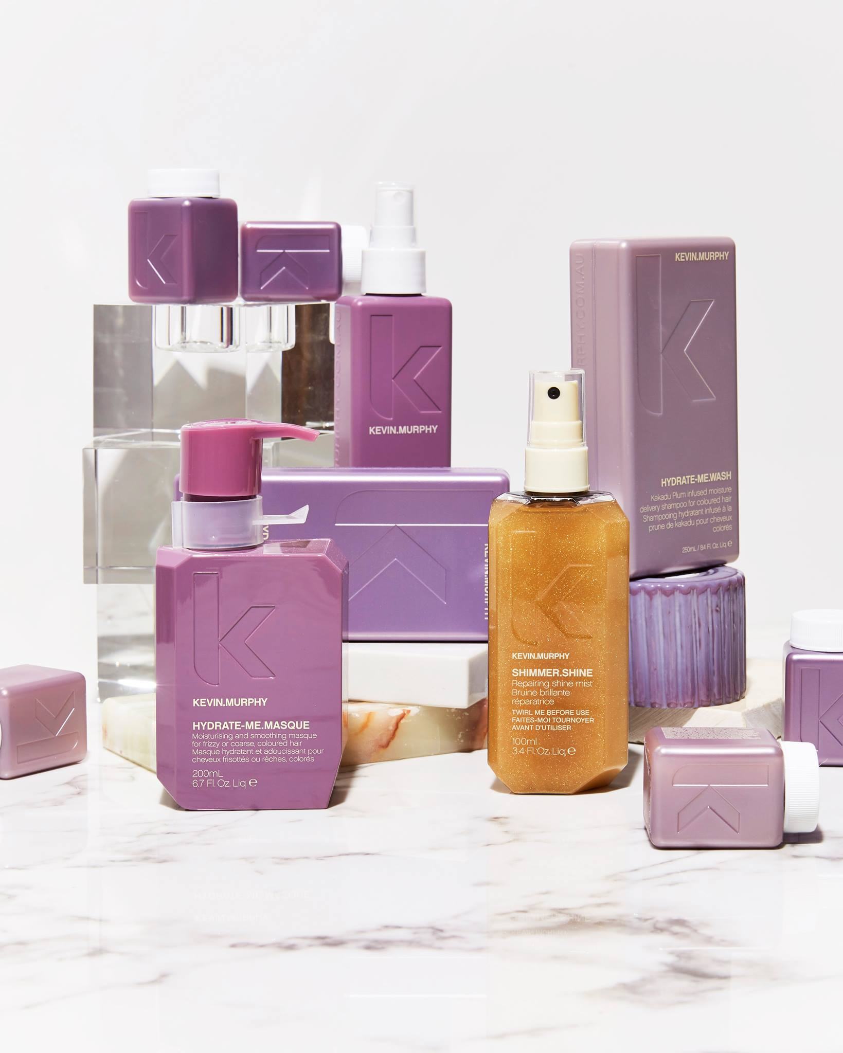 Kevin Murphy Hydrate Me Experience