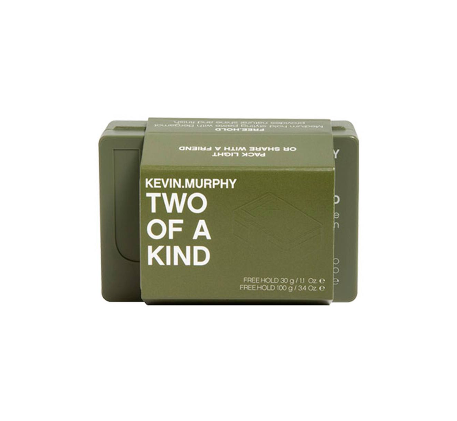 TWO OF A KIND: FREE HOLD