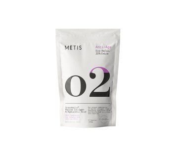 METIS ANTI-AGE 02 - VITAMINE - 72 CAPS