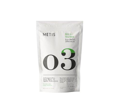 METIS ANTI-STRESS 03 - VITAMINE - REFILL 48 CAPSULES
