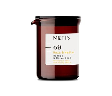 METIS HAIR & NAILS 09 - VITAMINE - 60 CAPS