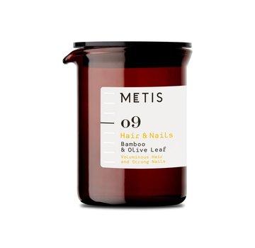 METIS HAIR & NAILS 09 - BEKER 60 CAPSULES