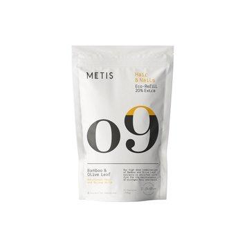 METIS HAIR & NAILS 09 - REFILL 72 CAPSULES