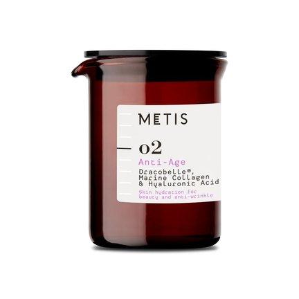Metis Anti-age 02 vitamine voor een mooiere huid