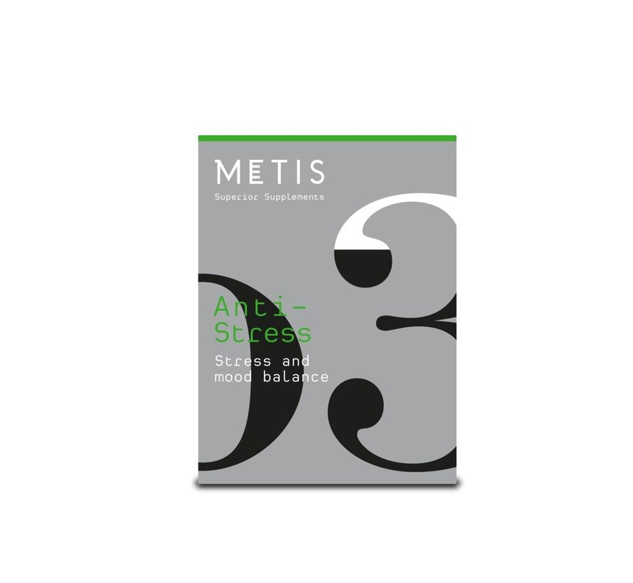 ANTI-STRESS 03 - VITAMINE - BEKER 40 CAPSULES