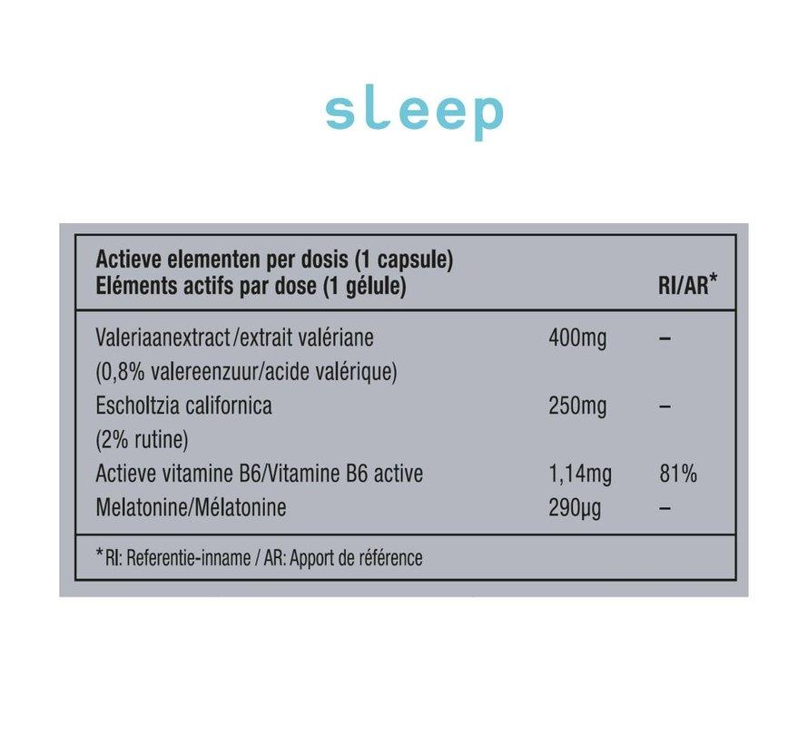 SLEEP 08 - VITAMINE - BEKER 40 CAPSULES