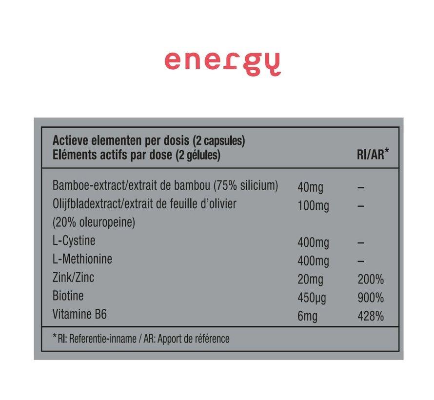 ENERGY 06 - VITAMINE - REFILL 48 CAPSULES